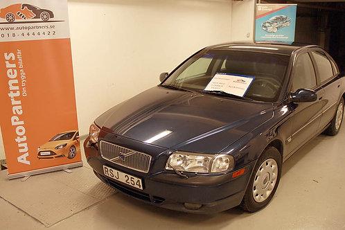 Volvo S80 2.4 (140hk) 17.400mil (SÅLD)