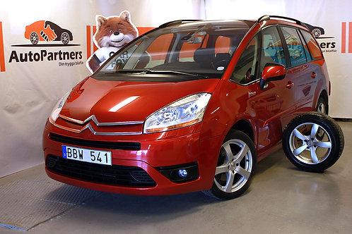 Citroën C4 Grand Picasso 2.0 AUT 7-SITS (SÅLD)