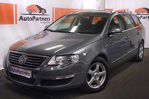 Volkswagen Passat 2.0TDI (SÅLD)
