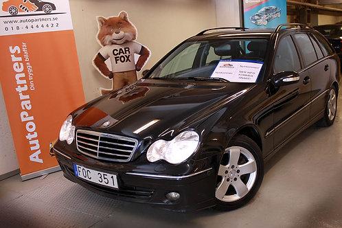 Mercedes-Benz C230 (204hk) Avantgarde (SÅLD)