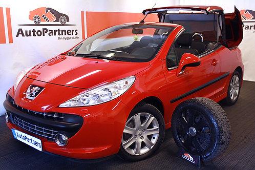 Peugeot 207 CC 1.6 VTi 6300mil ¤SÅLD¤