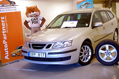 Saab 9-3 1,8T SportCom lågmil (SÅLD)