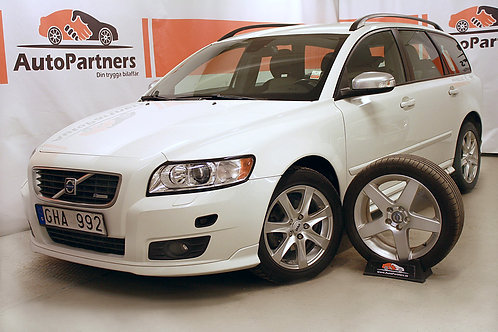 Volvo V50 1.8F R-Design Full/Nyser (SÅLD)