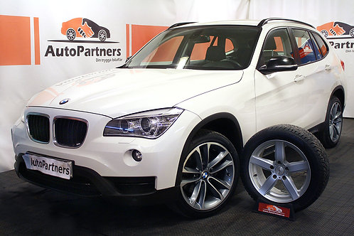 BMW X1 xDrive 20D AUT (SÅLD)