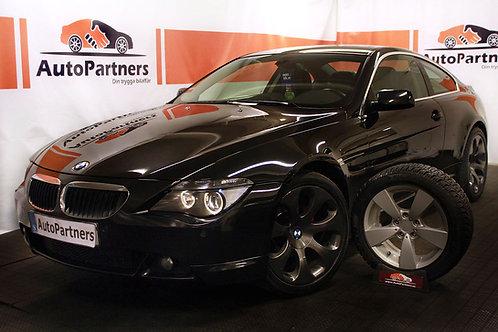 BMW 630i Coupé (260hk) ¤¤SÅLD¤¤