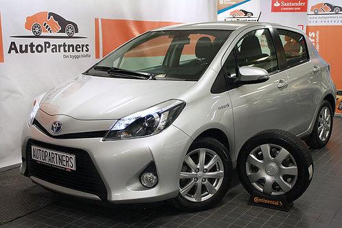 Toyota Yaris 1.5 EL-HYBRID AUT 1-ÄGR LÅGM