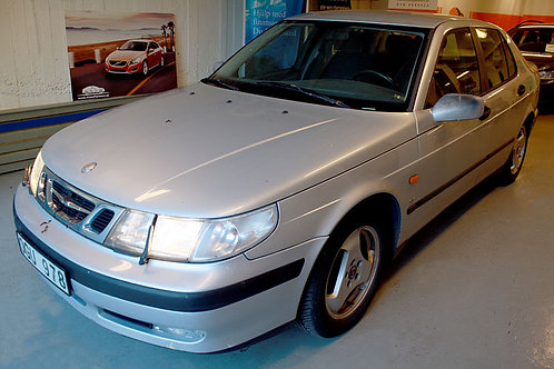 Saab 9-5 SE 2.0T LAUNCH Drag (SÅLD)