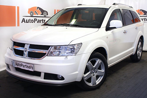 Dodge Journey 2,7 FFV 7-SITS (SÅLD)-10