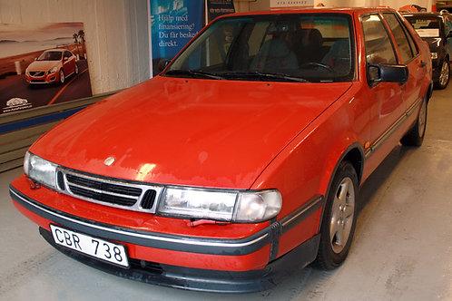 Saab 9000 CSE 2.0T Dragkrok ACC (SÅLD)