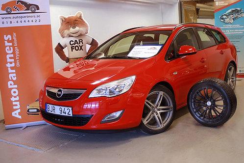 Opel Astra 1.4 ECOTEC Sports Tourer (SÅLD)
