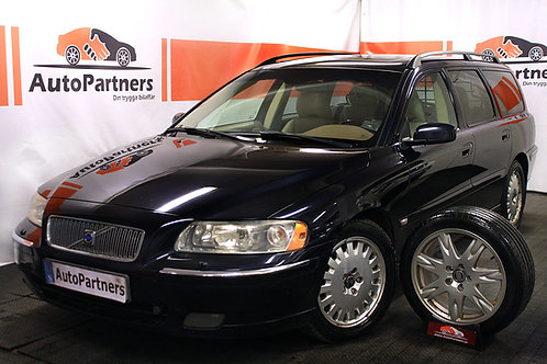 Volvo V70 2.5T 210hk Business (SÅLD)