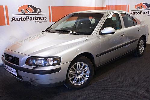 Volvo S60 2.4 170hk Kamrembytt¤SÅLD¤