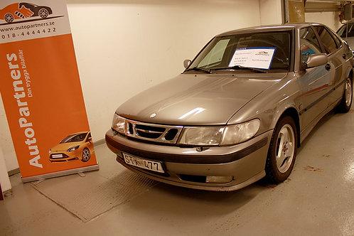 Saab 9-3 2.0T 185HK Sport-Edition Skinn (SÅLD)