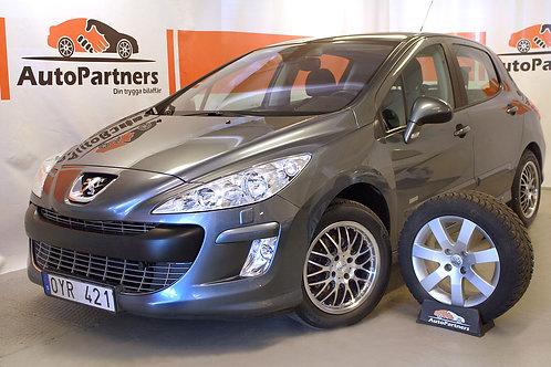 Peugeot 308 Premium+ 1,6 Bioflex 5D (SÅLD)