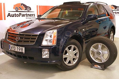 Cadillac SRX 3.6 V6 AWD (258hk) Nyservad(SÅLD)