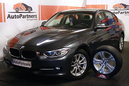 BMW 320 D AUT 184hk (SÅLD)