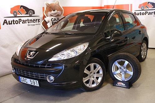 Peugeot 207 1.6 VTi 5dr KAMKEDJA (SÅLD)
