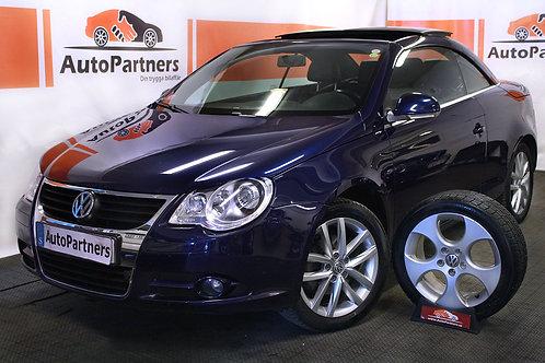 Volkswagen Eos 2,0FSI (SÅLD)