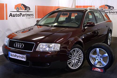 Audi A6 AVANT 2,5TDI (SÅLD)