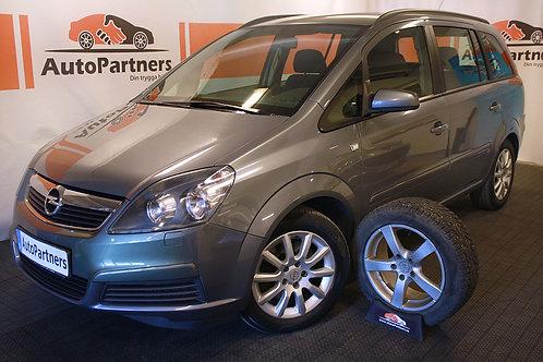 Opel Zafira II 2.2 Ny/Fullservad (SÅLD)