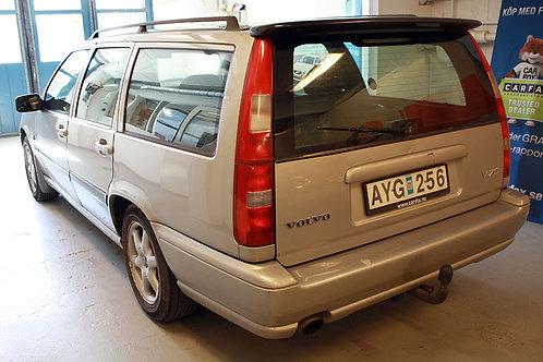 Volvo V70 2.5 (144hk) Fulltfungerande (SÅLD)