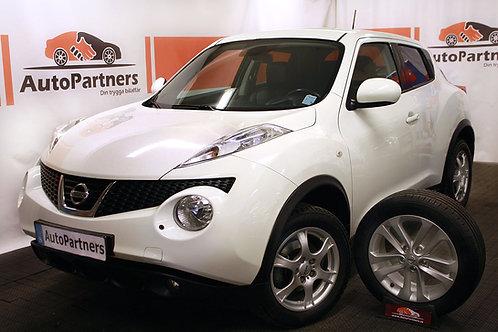 Nissan Juke 1.6 AUT TEKNA (SÅLD)