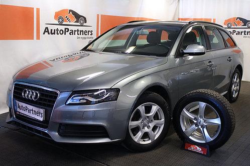 Audi A4 1.8 TFSI (SÅLD).