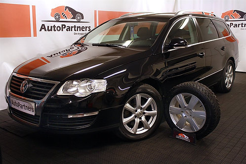 Volkswagen Passat 2.0 TDI 4WD ((SÅLD))