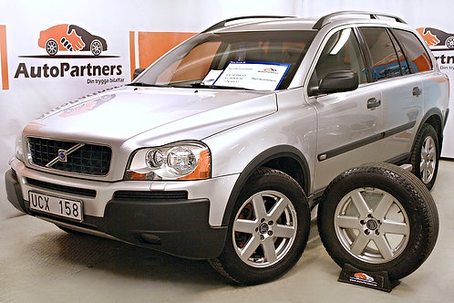 Volvo XC90 D5 7SITS Full/Nyser (SÅLD)