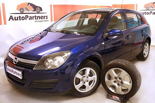 Opel Astra 1.6 5D Nyser Kam-bytt (SÅLD)-06