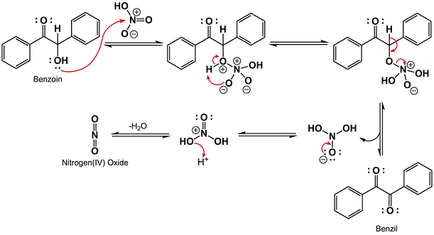 synthesis of benzilic acid This file is licensed under the creative commons attribution-share alike 30 unported license: you are free: to share – to copy, distribute and transmit the.