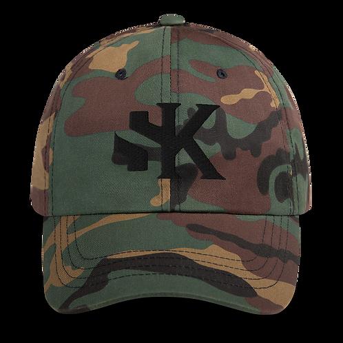 SK Camo - Dad hat