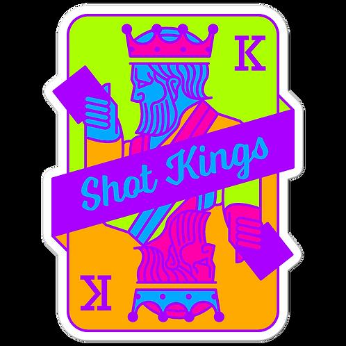 Wild Card SK Sticker 1 - Bubble-free stickers