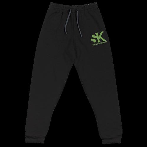 SK Green Unisex Joggers