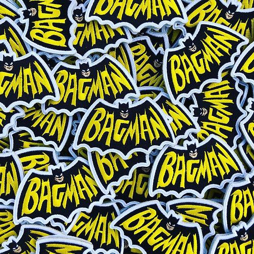 Bag Man - Velcro Patch