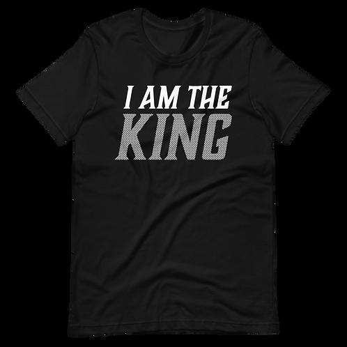 I AM THE KING - Short-Sleeve Unisex T-Shirt