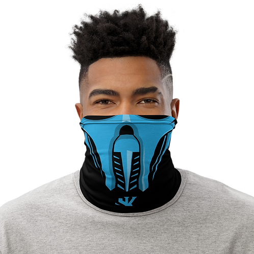 Shot Kings Cornhole Blue Ninja - Neck Gaiter