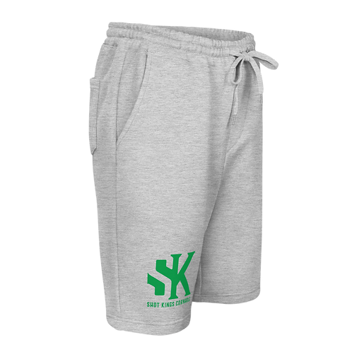 Green SK Men's fleece shorts