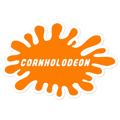 Cornholodeon - Bubble-free stickers