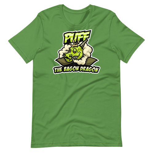 Puff The Bagon Dragon - Short-Sleeve Unisex T-Shirt