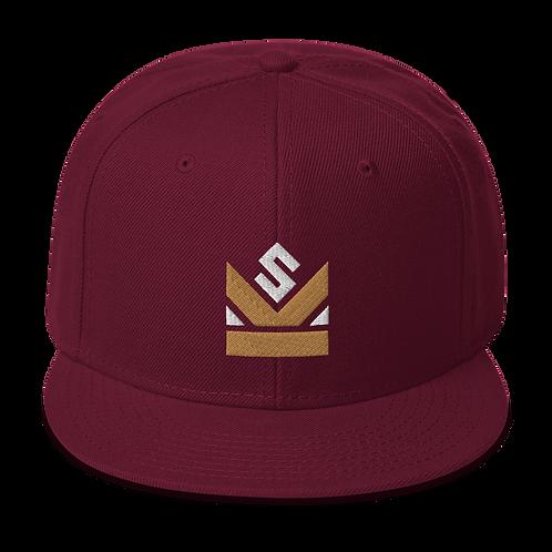 SK Crown - Snapback Hat