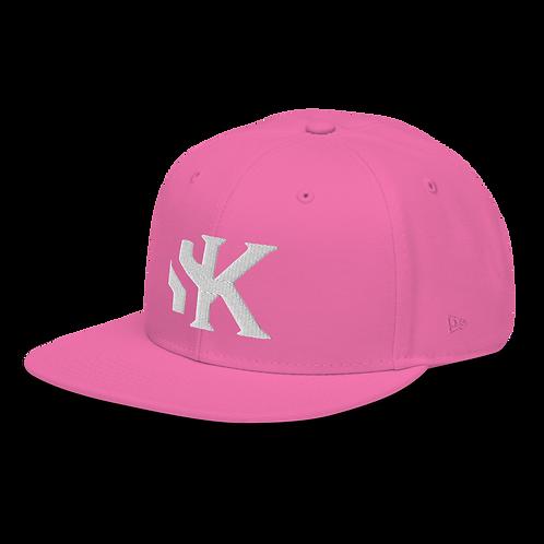 Shot Kings Cornhole SK Logo - Pink - - New Era 9FIFTY Snapback
