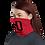 Thumbnail: Shot Queen Red Neck Gaiter