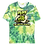Thumbnail: Puff The Bagon Dragon Green Tye Dye - Men's T-shirt
