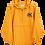 Thumbnail: Shot Kings Cornhole Black SK - Gold Embroidered Champion Packable Jacket