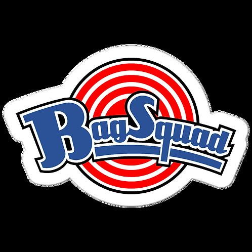 Bag Squad - Bubble-free stickers
