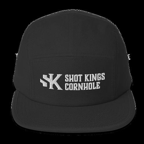 SK Horizontal Logo - Five Panel Cap
