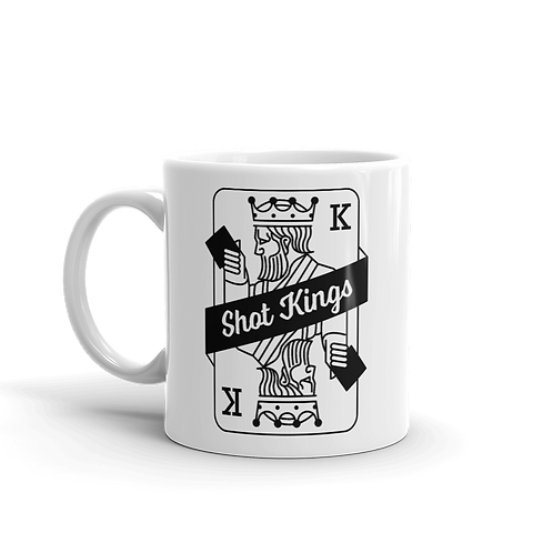 Shot Kings Cornhole Mug