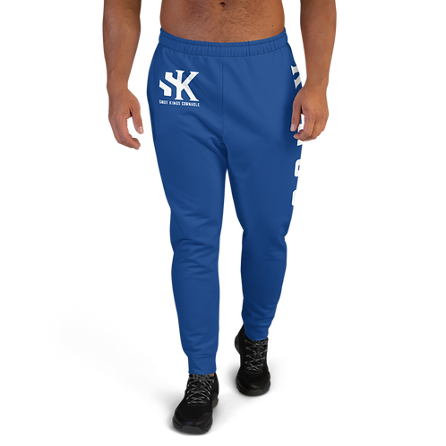 Shot Kings Cornhole Dynasty - Blue Men's Joggers