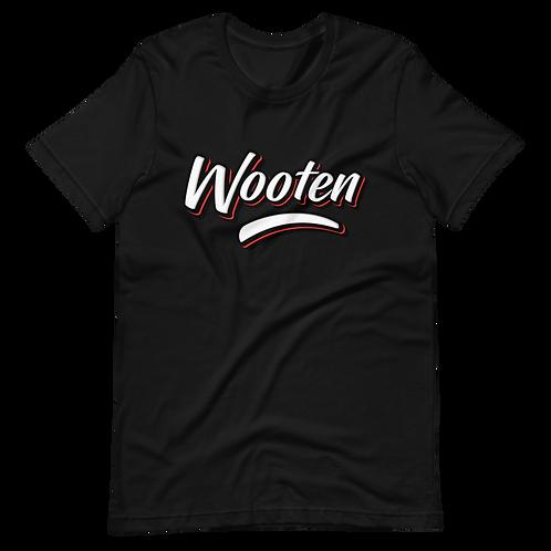 Wooten - Short-Sleeve Unisex T-Shirt